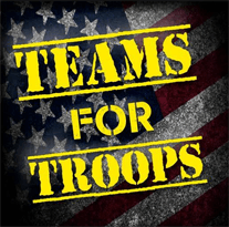 Teams for Troops